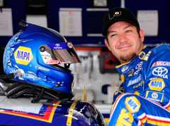 Martin Truex, Jr. - Photo Credit: Rusty Jarrett/Getty Images for NASCAR