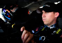 NSCS Denny Hamlin - Photo Credit: Rusty Jarrett/Getty Images for NASCAR