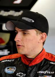 James Buescher - Photo Credit: John Harrelson / Getty Images for NASCAR