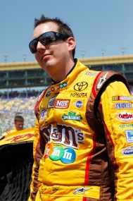 Kyle Busch - Photo Credit: Geoff Burke / Getty Images for NASCAR