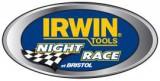 IRWIN Tools Night Race Logo