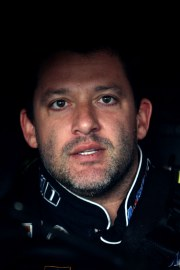 NSCS Tony Stewart in Car - Photo Credit: Jerry Markland/Getty Images for NASCAR