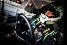 Kyle Busch inside the No. 18 Interstate Batteries Toyota - Photo Credit: Chris Graythen/Getty Images