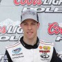 Brad Keselowski on Pole - Photo Credit: Todd Warshaw/Getty Images for NASCAR