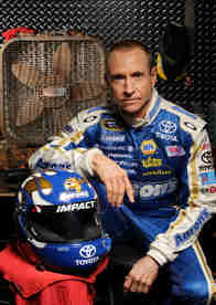 2012 Mark Martin portrait - Photo Credit: Jamie Squire/Getty Images