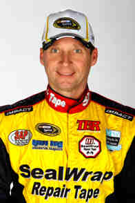2012 NSCS Dave Blaney - Photo Credit: Chris Graythen/Getty Images for NASCAR