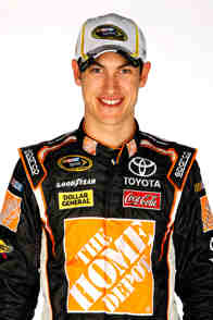 2012 NSCS Joey Logano - Photo Credit: Chris Graythen/Getty Images for NASCAR