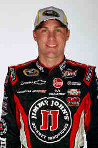 2012 NSCS Kevin Harvick Jimmy Johns - Photo Credit: Chris Graythen/Getty Images for NASCAR