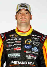 2012 NSCS Paul Menard - Photo Credit: Chris Graythen/Getty Images for NASCAR