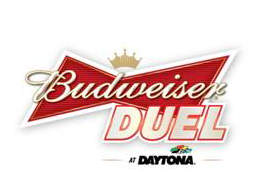 2013 Budweiser Duel at Daytona Logo