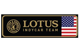 Lotus DRR (Lotus Dreyer & Reinbold Racing) IndyCar Team Logo