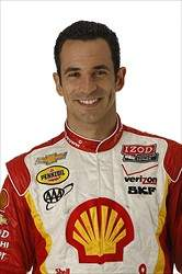 2012 IICS Helio Castroneves - Photo Courtesy of INDYCAR/LAT USA