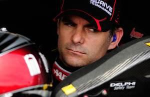 2012 NSCS Jeff Gordon in car - Photo Credit: Robert Laberge/Getty Images for NASCAR