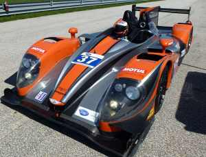 American Le Mans Series (ALMS) No 37 Conquest Endurance Morgan Nissan