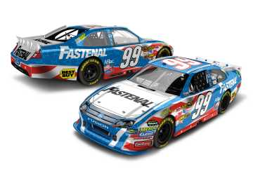No. 99 Fastenal/NASCAR Unites - An American Salute Ford Fusion