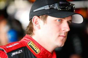Michael Annett - Photo Credit: Geoff Burke / Getty Images for NASCAR