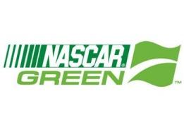 NASCAR Green Logo