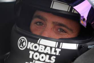 2012 NSCS Jimmie Johnson (Kobalt Tools) - Photo Credit: Todd Warshaw/Getty Images for NASCAR