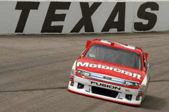 2012 NSCS No. 21 Motorcraft Ford Fusion (driver Trevor Bayne) - Photo Credit: Tyler Barrick/Getty Images for NASCAR