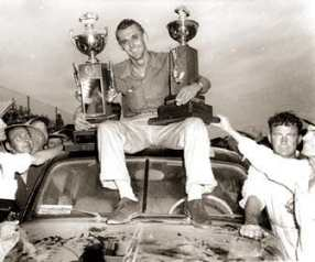 1950 Johnny Mantz Southern 500 Winner