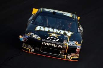 2012 NSCS No. 39 U.S. Army Chevrolet Impala SS with driver Ryan Newman - Photo Credit: Chris Graythen/Getty Images for NASCAR