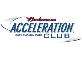 Budweiser Acceleration Club Logo