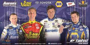 2012 Michael Waltrip Racing's Fan Fest