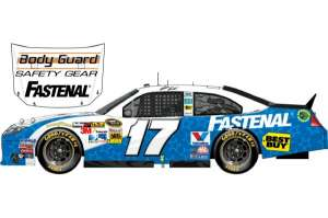 No. 17 Fastenal/NASCAR Unites - An American Salute Ford Fusion (Matt Kenseth)
