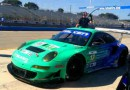 Team Falken Tire Takes to the Track with the No 17 Porsche 911 GT3 RSR at Mazda Raceway Laguna Seca