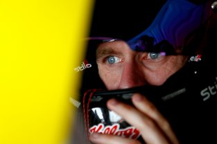 Carl Edwards Cockpit - Photo Credit: Jeff Zelevansky/Getty Images for NASCAR