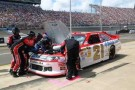 No 21 Motorcraft/Quick Lane Ford Fusion Has Trouble at Michigan