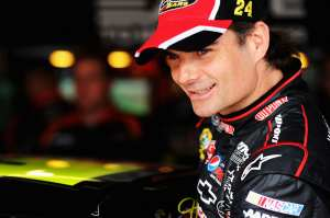 Jeff Gordon - Photo Credit: Patrick Smith/Getty Images for NASCAR