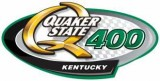 Quaker State 400 at Kentucky Speedway