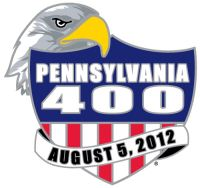 2012 Pennsylvania 400