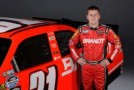 Justin Allgaier driver of the No. 31 BRANDT Chevrolet Impala