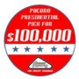 Pocono Presidential Pick for 100,000 Dollars