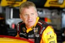 Jeff Burton climbs in car - Photo Credit: Todd Warshaw/Getty Images for NASCAR