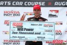 Will Power Honda Indy 200 Pole - Photo Credit: INDYCAR/LAT USA