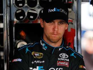 Denny Hamlin - Photo Credit: Chris Graythen/Getty Images for NASCAR