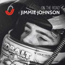 Jimmie Johnson On The Road Cover