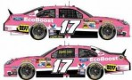 No 17 Ford EcoBoost PINK Ford Fusion