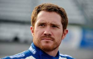 Brian Vickers - Photo Credit: Rainier Ehrhardt/Getty Images for NASCAR
