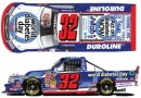 No. 32 World Diabetes Day Chevrolet Silverado