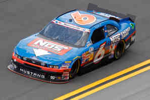No. 6 NOS Energy Drink Ford Fusion (Ricky Stenhouse Jr.) - Photo Credit: Todd Warshaw/Getty Images