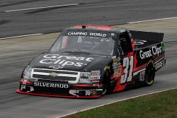 No. 31 Great Clips Chevrolet Silverado
