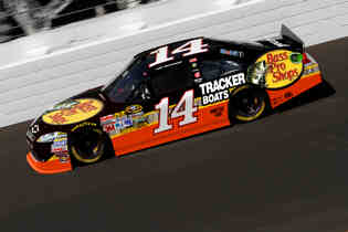 No. 14 Bass Pro Shops Chevrolet driven by Tony Stewart