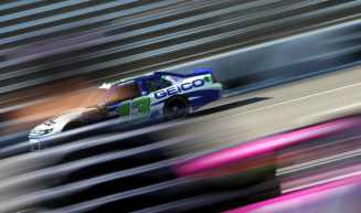Casey Mears (GEICO) - Photo Credit: Jonathan Ferrey/Getty Images