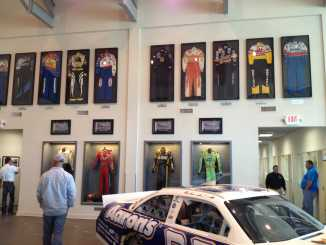 Inside Mark Martin's Museum in Batesville, Arkansas