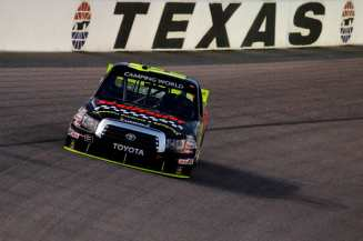 No 13 SealMaster Curb Records Chevrolet Silverado driven by Johnny Sauter - Photo Credit: Tom Pennington/Getty Images
