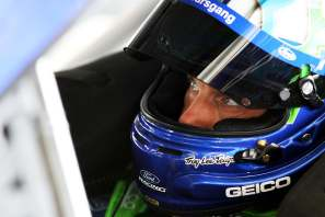 2013 Casey Mears in Car - Photo Credit: Todd Warshaw/Getty Images